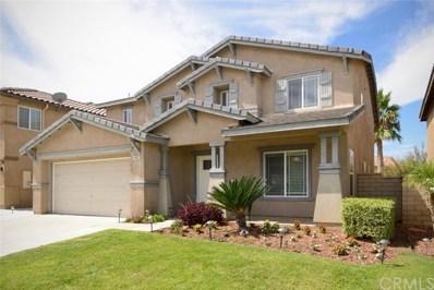 17431 Calle De Amigos, Moreno Valley, CA 92551 - MLS#: SW18211634