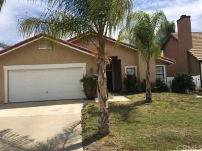 39656 Wild Flower Drive, Murrieta, CA 92563 - MLS#: SW18211645