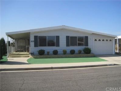 1115 Santa Maria Drive, Hemet, CA 92543 - MLS#: SW18212144