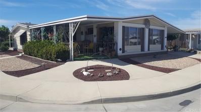 1465 N Cordova Drive, Hemet, CA 92543 - MLS#: SW18213472