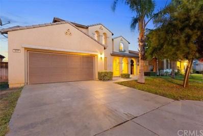 1617 Chamberlin Creek Way, Perris, CA 92571 - MLS#: SW18214359