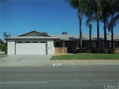 26524 Mccall Boulevard, Menifee, CA 92586 - MLS#: SW18215335