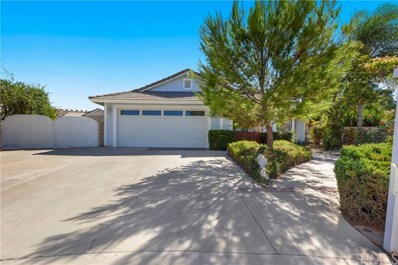 25525 Serpens Court, Menifee, CA 92586 - MLS#: SW18215900