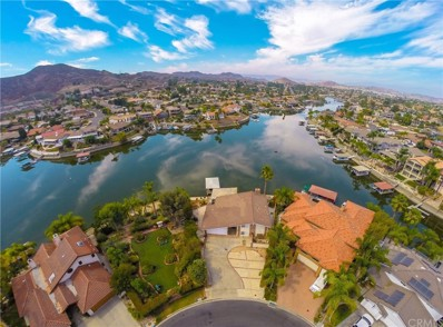 30295 White Wake Drive, Canyon Lake, CA 92587 - MLS#: SW18215919