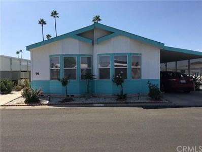 601 N Kirby Street UNIT 99, Hemet, CA 92545 - MLS#: SW18215993