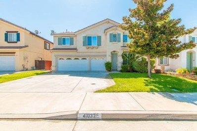 41037 Engelmann Oak Street, Murrieta, CA 92562 - MLS#: SW18218423