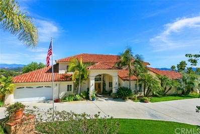 3672 Alta Vista Drive, Fallbrook, CA 92028 - MLS#: SW18219198