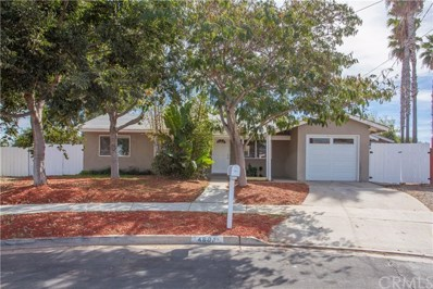 4801 Siesta Place, Oceanside, CA 92057 - MLS#: SW18219357