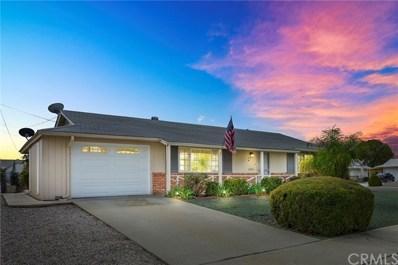 26071 Kitt Ansett Drive, Menifee, CA 92586 - MLS#: SW18220124