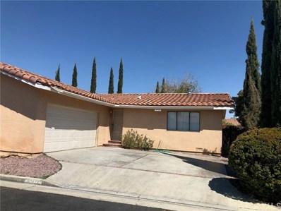 14332 Winchester Drive, Mojave, CA 93501 - MLS#: SW18220317