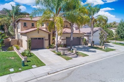 26835 Lemon Grass Way, Murrieta, CA 92562 - MLS#: SW18221677