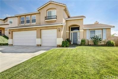 27725 Hub Circle, Menifee, CA 92585 - MLS#: SW18221995