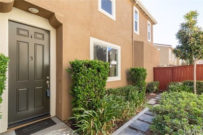 27435 Larabee Court UNIT 3, Murrieta, CA 92562 - MLS#: SW18222739