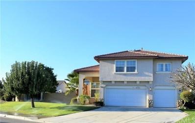 25624 Motte Circle, Romoland, CA 92585 - MLS#: SW18223067