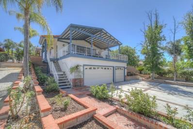 23619 Continental Drive, Canyon Lake, CA 92587 - MLS#: SW18223271