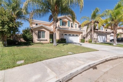 25926 Avenida Classica, Moreno Valley, CA 92551 - MLS#: SW18223993