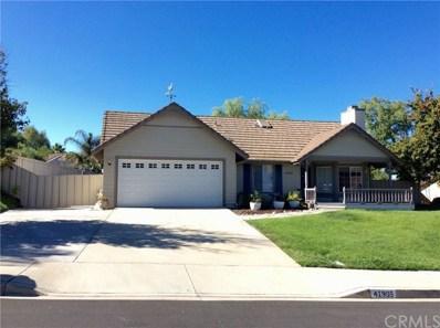 41905 Humber Drive, Temecula, CA 92591 - MLS#: SW18224443