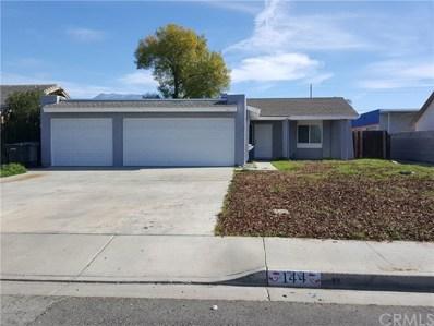 144 Zolder Street, Hemet, CA 92544 - MLS#: SW18225257