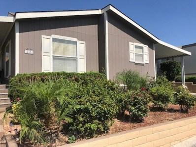 2851 S La Cadena Drive UNIT 265, Colton, CA 92324 - MLS#: SW18225533