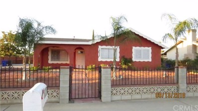 18224 Santa Ana Avenue, Bloomington, CA 92316 - MLS#: SW18225719