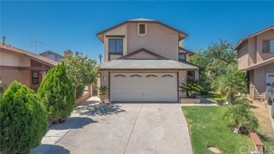 13591 Blue Spruce Court, Moreno Valley, CA 92553 - MLS#: SW18225934