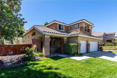 42716 Mountain Shadow Road, Murrieta, CA 92562 - MLS#: SW18226025