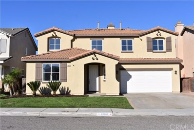 29605 Peacock Mountain Drive, Menifee, CA 92584 - MLS#: SW18226668