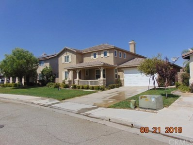 27828 Point Breeze Drive, Menifee, CA 92585 - MLS#: SW18227080