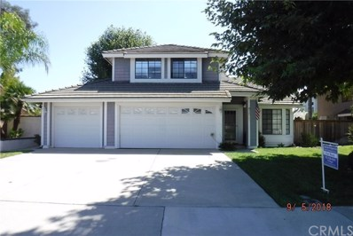 41536 Yankee Run Court, Temecula, CA 92591 - MLS#: SW18228904
