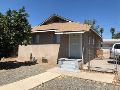 318 W 10th Street, Perris, CA 92570 - MLS#: SW18229049