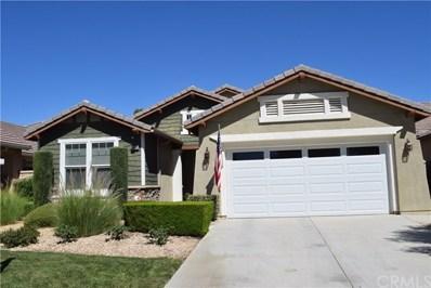 26118 Desert Rose Lane, Menifee, CA 92586 - MLS#: SW18229100