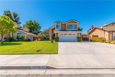 14215 Rio Bravo Road, Moreno Valley, CA 92553 - MLS#: SW18230192