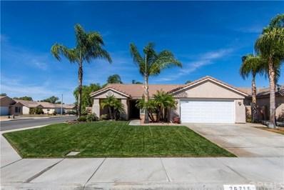 36715 Sauterne Street, Winchester, CA 92596 - MLS#: SW18230502