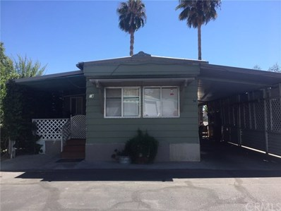 258 W. 7th. UNIT 74, San Jacinto, CA 92583 - MLS#: SW18231583
