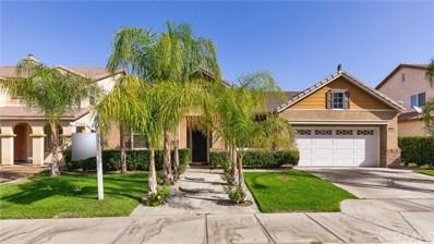 1540 Preston Drive, Perris, CA 92571 - MLS#: SW18231850