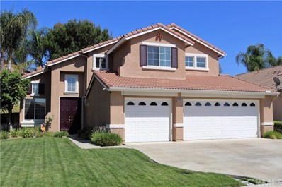 24038 Colmar Lane, Murrieta, CA 92562 - MLS#: SW18232094