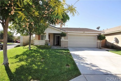 1549 Buttonbush Lane, Perris, CA 92571 - MLS#: SW18233217