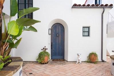 121 W De La Guerra Street UNIT 9, Santa Barbara, CA 93101 - MLS#: SW18233703