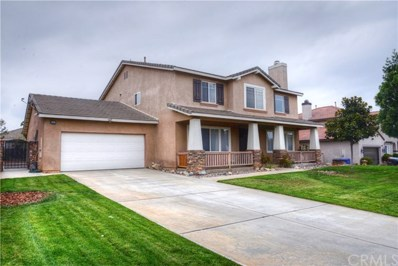 8341 Queen Anne Ln, Riverside, CA 92508 - MLS#: SW18233710