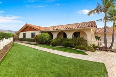 1717 Macadamia Drive, Fallbrook, CA 92028 - MLS#: SW18235192
