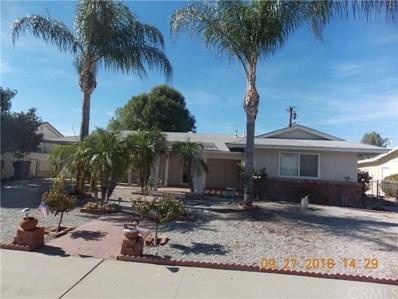 26296 Foxgrove Rd., Sun City, CA 92586 - MLS#: SW18235893