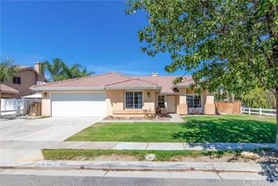 3872 Florence Street, Hemet, CA 92545 - MLS#: SW18236525