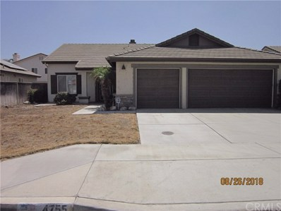 4755 Country Grove Way, Hemet, CA 92545 - MLS#: SW18237459