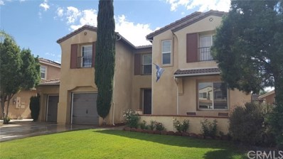 27725 Auburn Lane, Moreno Valley, CA 92555 - MLS#: SW18237880