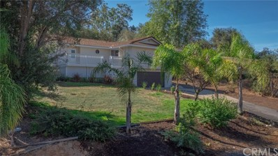 1805 Chapulin Lane, Fallbrook, CA 92028 - MLS#: SW18238435
