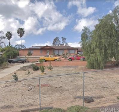 6754 Valley Drive, Riverside, CA 92505 - MLS#: SW18239886