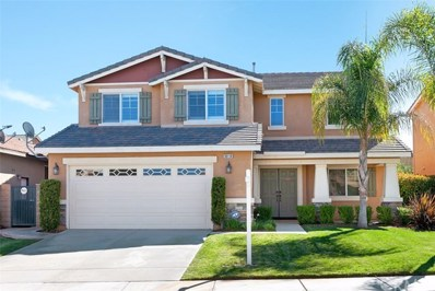 38114 Amador Lane, Murrieta, CA 92563 - MLS#: SW18240009