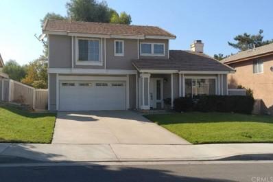 26967 Lightfoot Drive, Corona, CA 92883 - MLS#: SW18240069