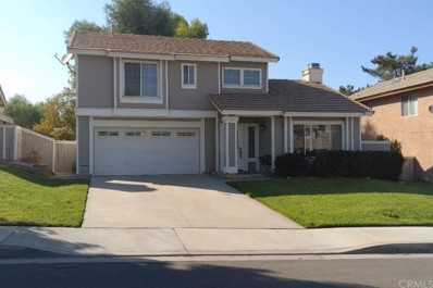 26967 Lightfoot Drive, Corona, CA 92883 - MLS#: SW18240069