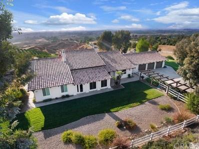 41580 Parado Del Sol Drive, Temecula, CA 92592 - MLS#: SW18240828